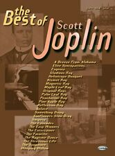 The Best Of Scott Joplin Piano Sheet Music artiste répertoire
