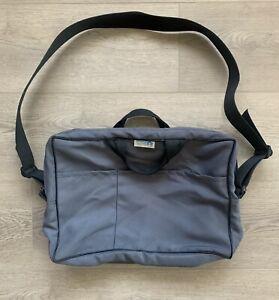 vintage blue star canvas products travel bag Fastex Corduroy Straps Heavy Duty