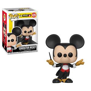 Disney Mickey's 90th Conductor Mickey Pop! Vinyl Figure #428