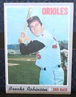 1970 Topps #230 * Brooks Robinson * Baltimore Orioles * HOF