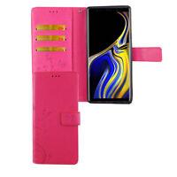 Samsung Galaxy Note 9 Etui pour Téléphone Mobile Schutz-Tasche Étui à Clapet