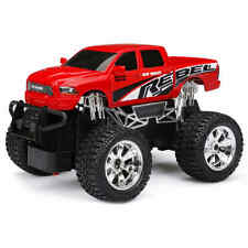 1:24 R/C Full Function Ram Rebel Vehicle Truck Car Toy Jump Fast Free Shipping