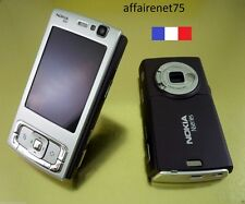 Téléphone Portable NOKIA N95 WIFI GPS JAVA 3G Neuf Débloqué Original