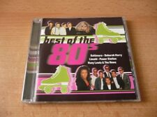 CD Best of the 80s Baltimora Limahl Jaki Graham Kajagoogoo Go West Climie Fisher