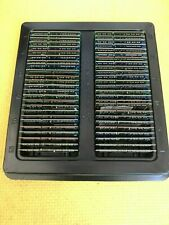 *LOT OF 50* Major Brand 2GB DDR3 1333 PC3-10600S LAPTOP RAM Tray Included