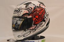 Arai RX-Q Scarab Full Face Motorcycle Helmet XL Open Box 817554