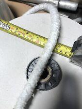 Kaotex 12 Ceramic Fiber Rope 30 Lineal Foot
