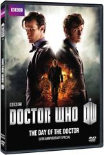 Doctor Who: The Day of the Doctor [New DVD] Eco Amaray Case