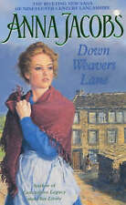 Down Weavers Lane by Anna Jacobs, Book, New (Paperback)