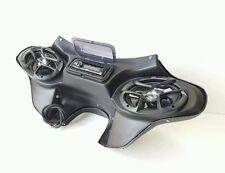 Harley Davidson Batwing Fairing Softail/fatboy Bagger 6x9 Stereo Setup