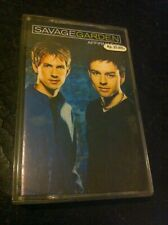 Affirmation Savage Garden Cassette Hold me I knew I loved you The Animal Song