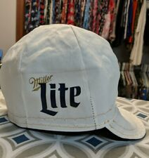 Wendys Welding  Hat Made With  Miller Lite Applications NEW!!