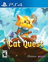 Cat Quest [Sony PS4 PlayStation 4, Action RPG Cute Kittens Adventure] NEW