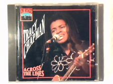 TRACY CHAPMAN Across the lines cd ITALY RARISSIMO VERY RARE!!!