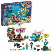 LEGO 41378 Friends Dolphins Rescue Mission Sea Life Building Kit