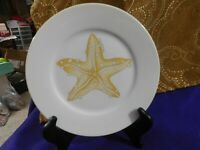"""Plate Salad Dessert American Atelier at Home Starfish 5140 MW DW Oven 7.5"""""""
