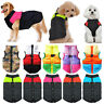 Pet Dogs Puppy Cats Waterproof Winter Warm Padded Coat Jacket Vest Tank Clothes