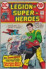 Legion Of Super-Heroes #4  - 1973, DC