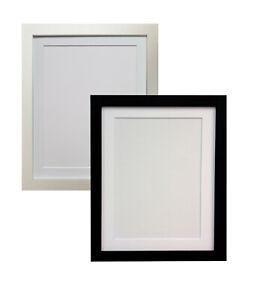 Black & White RIO Photo Picture Frames & Black White or Ivory Mounts 45000+ SOLD