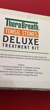 TheraBreath – Tonsil Stones Deluxe Kit – Neutralize Tonsil Stones – Oxygenati...
