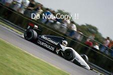 Jonathan Palmer Tyrell DG016 British Grand Prix 1987 Photograph