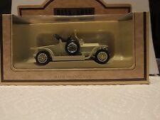 LLEDO DG45 002 1907 ROLLS ROYCE SILVER GHOST COUPE - WHITE ROLLS ROYCE #36