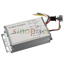 12V 30A Pulse Width Modulator PWM DC Motor Speed Control RC Controller
