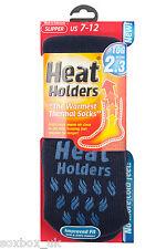 Mens Heat Holders Thermal Slipper Socks, 7 Colours, 6-11 uk, 39-45 Eur, 7-12 us
