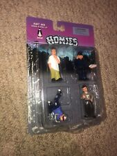 Homies Set# 3 in Blister Card - Scale 1:24