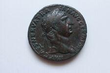 Sesterce TRAJAN Rome 101