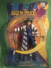 Austin Powers 70's Action Figure Groovy Outfit Shoes Mezco Movie Doll Mike Myers