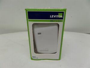 Leviton Vizia + VRPA1-1LW Z-Wave Scene Capable Plug-In Appliance Module NIB