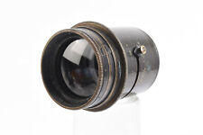 Rare Antique Ross London 6x5 f/8 Rapid Symmetrical Brass Lens V48