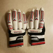 Ss College Batting Cricket Gloves, Yes Youth - New Read Description