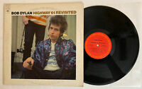 Bob Dylan - Highway 61 Revisited - 1970 US Stereo (NM) Ultrasonic Clean
