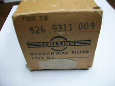 COLLINS MECHANICAL FILTER  526 9311 009