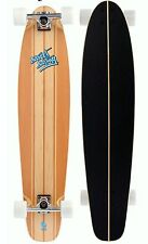 Longboard Komplett von Streetsurfing California Cruiser Skateboard Blur Neu
