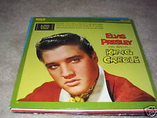 Elvis Presley; King Creole on LP LSP 1884 E
