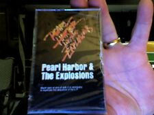 Pearl Harbor & the Explosions-self titled-rare new/sealed cassette