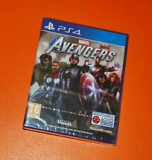 Marvel's Avengers PS4 New and Sealed