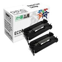 2 Black CF226X 26X High Yield Toner Cartridge fit HP LaserJet Pro M402, MFP M426