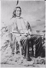 Native American Indian Lakota Chief Red Cloud 7x5 Inch Reprint Photo