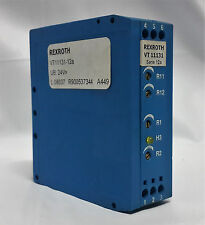 BOSCH Rexroth VT11131-12A Proportional Solenoid Amplifier/Controller