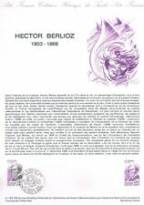 Document Officiel   1983 03   Hector Berlioz  Yv N° 2281