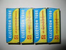 NOS UNUSED 4x 6N3P-E 6CC42 6385 ECC42 tubes Lot of 4 pcs. BOXED --- OTK MARKED
