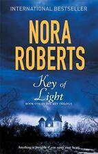 Nora Roberts __ Key von Light ____ BRANDNEU B Format ___ PORTOFREI UK