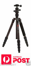 MeFOTO Roadtrip Carbon Fiber Travel Tripod Kit with Ballhead Black / C1350Q1K AU