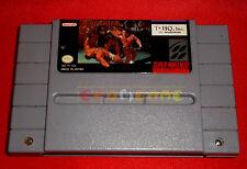 PIT FIGHTER Super Nintendo Snes Versione NTSC Americana ○ SOLO CARTUCCIA - EL