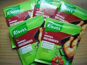 Knorr Fix Crispy Coating (4,31/100g) 5 X 29g