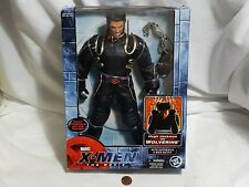 NEW X-Men the Movie Hugh Jackman as Wolverine Toy Figure w Authentic Xmen Outfit